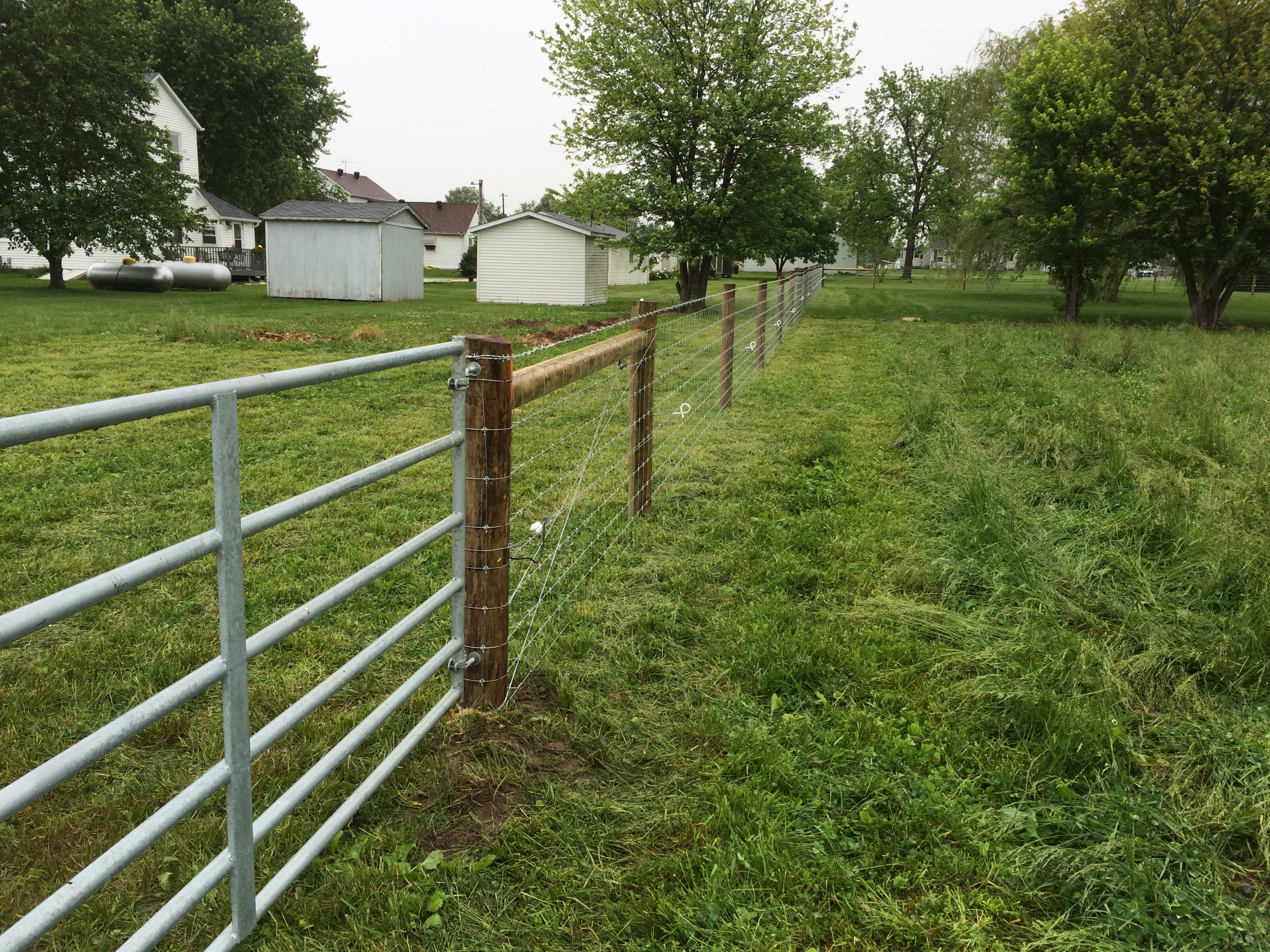 Amazing High Tensile Woven Wire Fence Contemporary